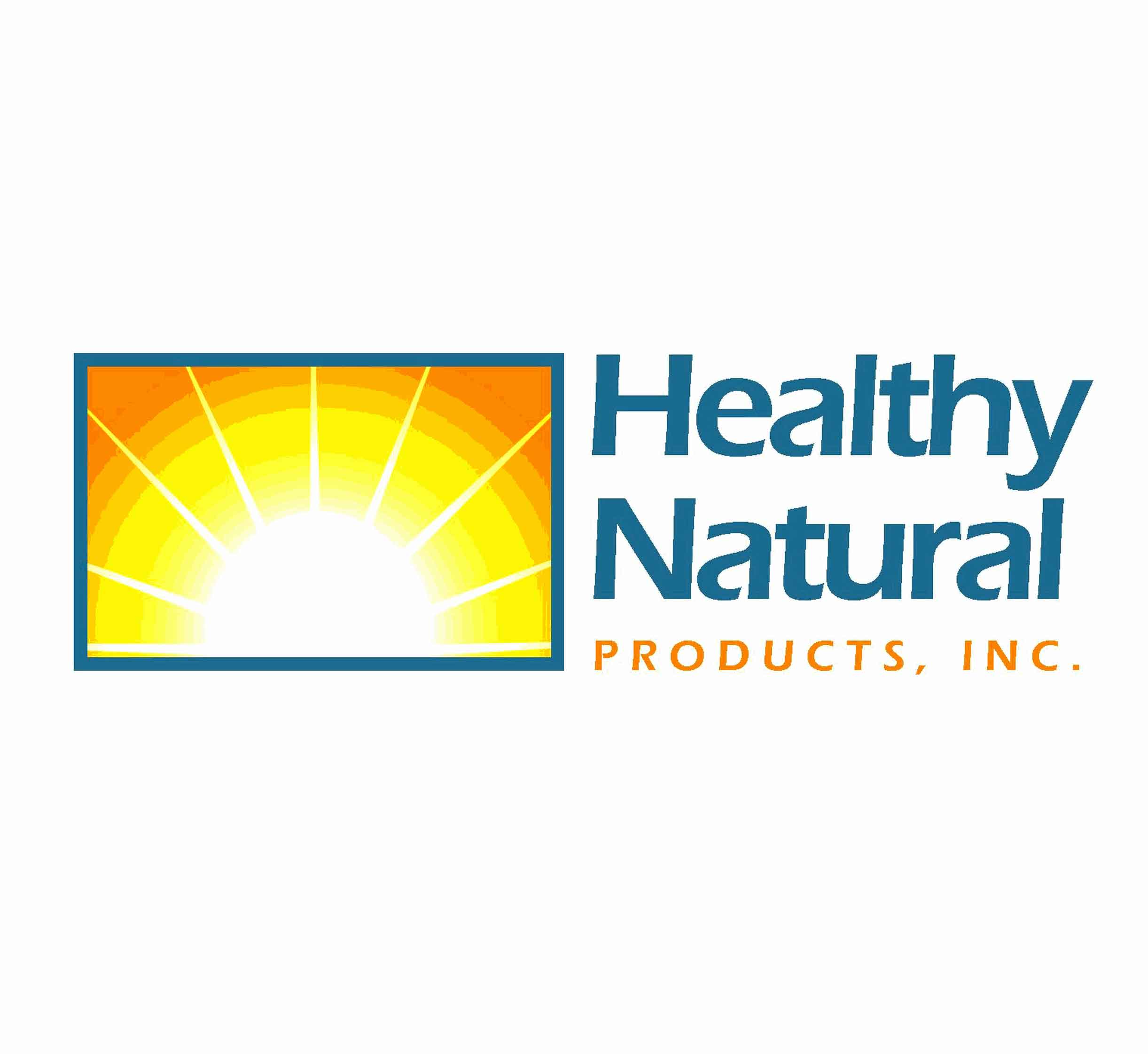 Healthy Natural Products, logo by New Paradigm graphic design, Santa Rosa, CA