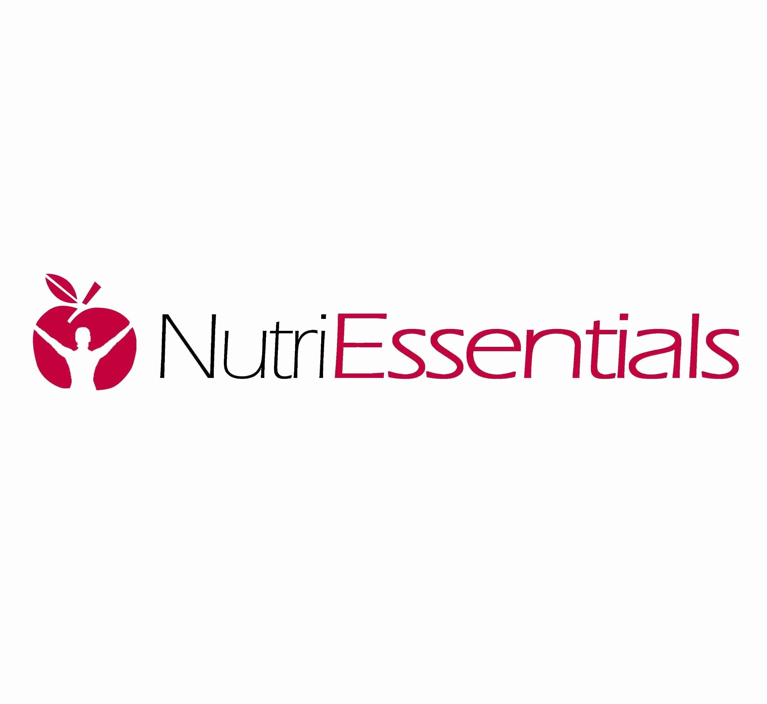 NutriEssentials, logo by New Paradigm graphic design, Santa Rosa, CA