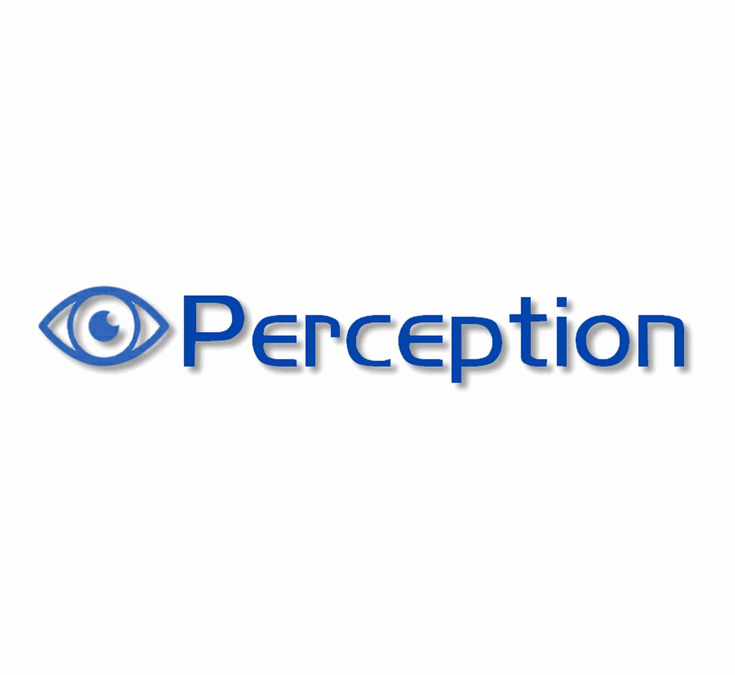 Perception RSS, logo by New Paradigm graphic design, Santa Rosa, CA