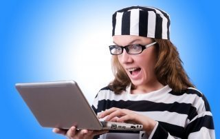 Website design, Santa Rosa geek asks: does your website make you a criminal?