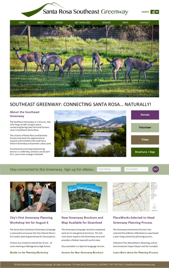 Southeast Greenway