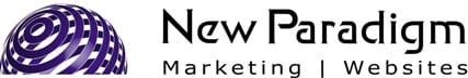 New Paradigm Marketing, Web Design Santa Rosa Logo