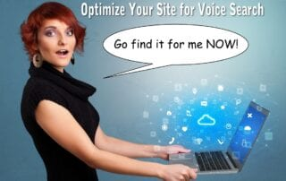 optimize voice search