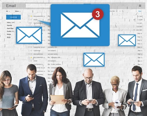 Opt-in email lists are a valuable business marketing channel